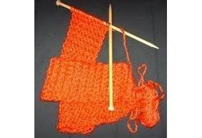 sensation de confort regarder Promotion de ventes Tricoter une écharpe toute simple // Libertalia
