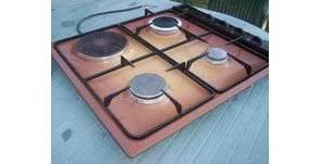 les techniques pour nettoyer les plaques lectriques de cuisson libertalia. Black Bedroom Furniture Sets. Home Design Ideas